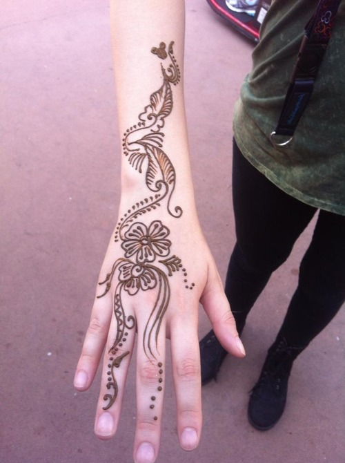 Henna Tattoo Designs Arm Tattoo Love
