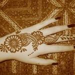 henna tattoo designs brown