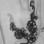 henna tattoo designs finger