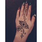 henna tattoo designs hand