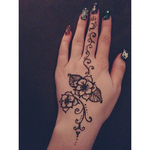 Henna Tattoo Designs Hand Tattoo Love