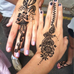 henna tattoo designs matching tattoos
