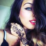 sexy henna tattoo designs