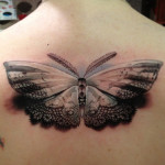 Big ButteryFly Creative Tattoo Designs