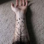 Black Forest Best Tattoo Designs