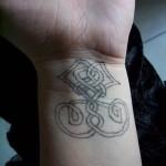Cool Men Wrist Tattoo Designs