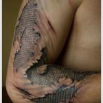 Creative Best 3D Tattoo Designs