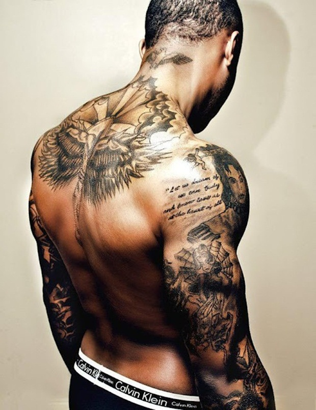 Full Sleeve And Back Shoulder Best Tattoo Designs | Tattoo Love