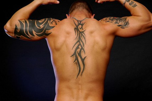 Half Sleeve Sexy Tattoo Designs For Men