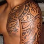 Half Sleeve Tattoo Designs For Mens Shoulder