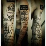 Label Best Creative Tattoo Designs