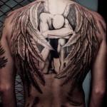Male Angel Best Tattoo Designs