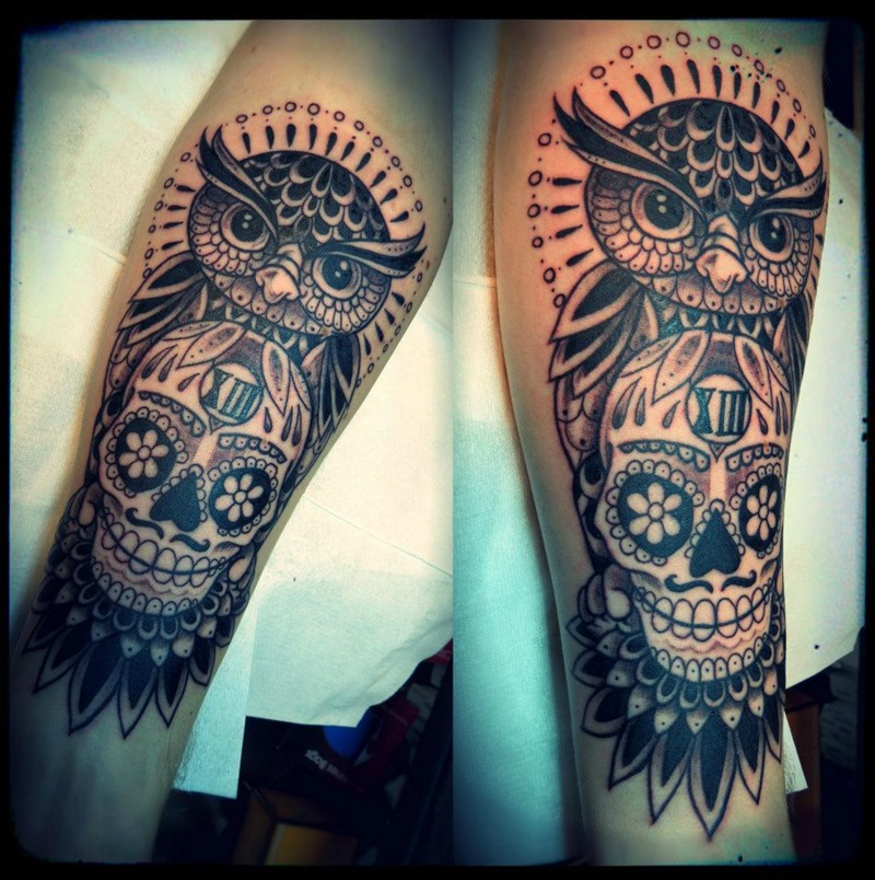 Tattoo Ideas For Men Leg