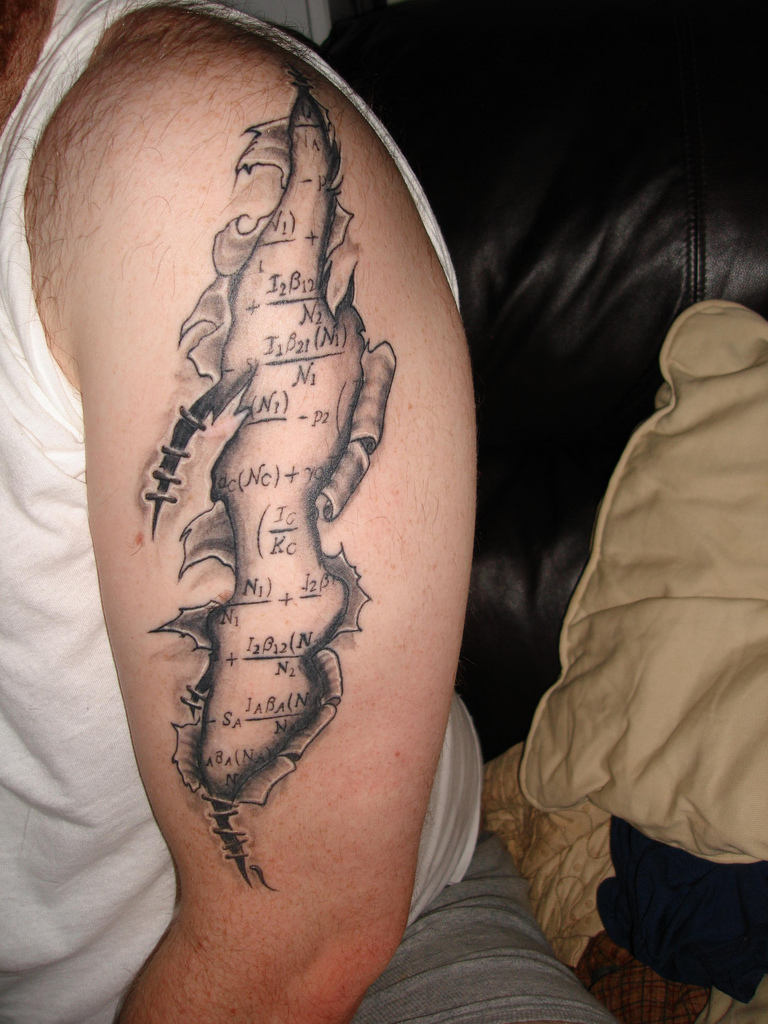 scientific tattoo designs for mens shoulder tattoo love. Black Bedroom Furniture Sets. Home Design Ideas