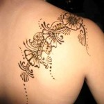 Sexy Creative Shoulder Tattoo Designs