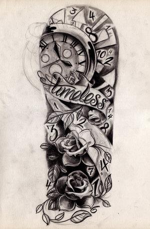 Timeless Half Sleeve Tattoo Designs | Tattoo Love