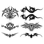 Wrist Small Tattoo Design For Men