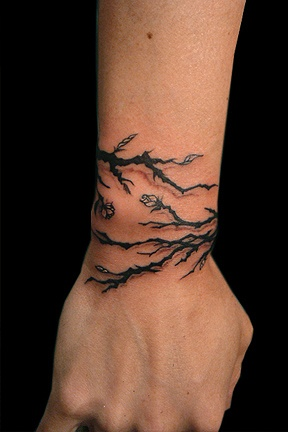 Tattoo Designs For Men On Wrist