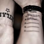 Wrist Trending Tattoo Design For Men