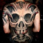back-skull-tattoo