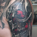 metal-skull-tattoo