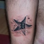 star wrist small tattoos