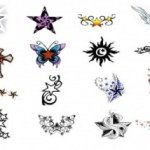 stencil small tattoos ideas