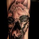 swirl_Skull-Tattoos