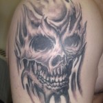tribal-Skull-Tattoo