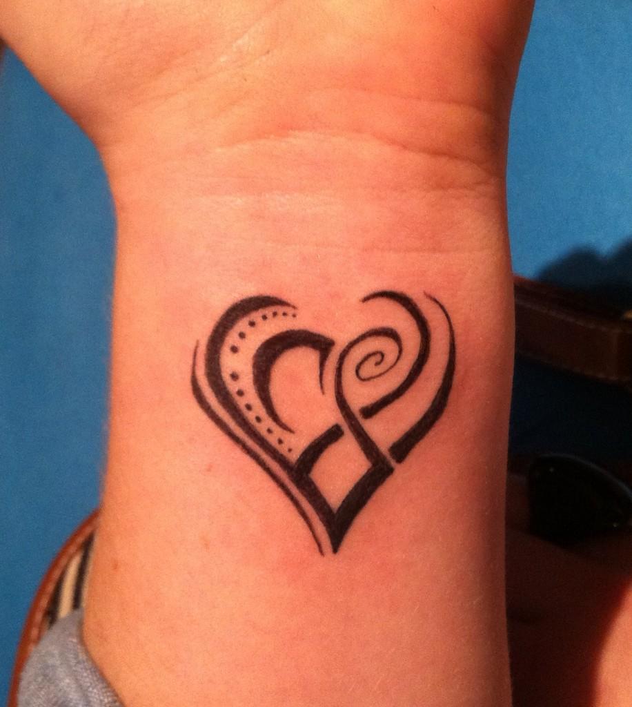 tribal-heart-tattoos-Designs   Tattoo Love