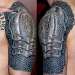 Amazing Shoulder Tattoo Designs For Men