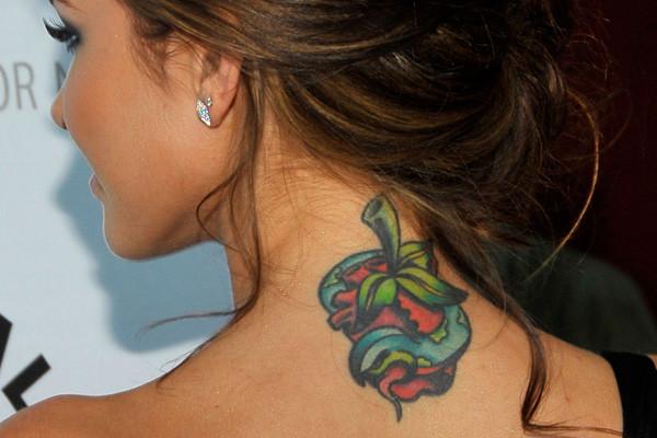 audrina patridge female celebrity tattoos tattoo love. Black Bedroom Furniture Sets. Home Design Ideas