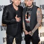 Benji Madden Male Celebrity Tattoo
