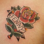 Brilliant Name Tattoo Designs For Men