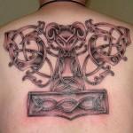 Celtic Art Tattoo Designs
