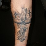 Christian Arm Classic Tattoo Designs - Copy