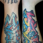 Classic Arm Tattoo Designs - Copy