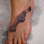 Cool Feet Tattoo Designs