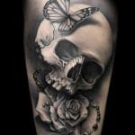 Cool Skull Tattoo Designs
