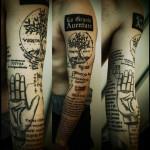 Cool Sleeve Tattoo Designs