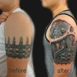 Cool Tattoo Cover Up