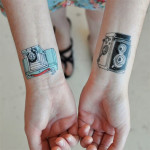 Cool Tattoo Wrist Designs For Girls