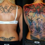 Cover  Up Big Tattoo