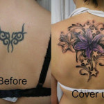 Cover  Up Small Tattoo