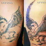 Cover  Up Unwanted Tattoo