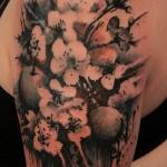 Creative Shoulder Tattoo Designs