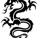 Dragon tattoos for girls2