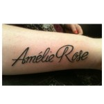 Female Name Tattoo Designs