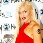 Gwen Stefani  Female Celebrity Tattoos