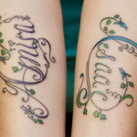 Cool  Name Tattoo Designs For Men